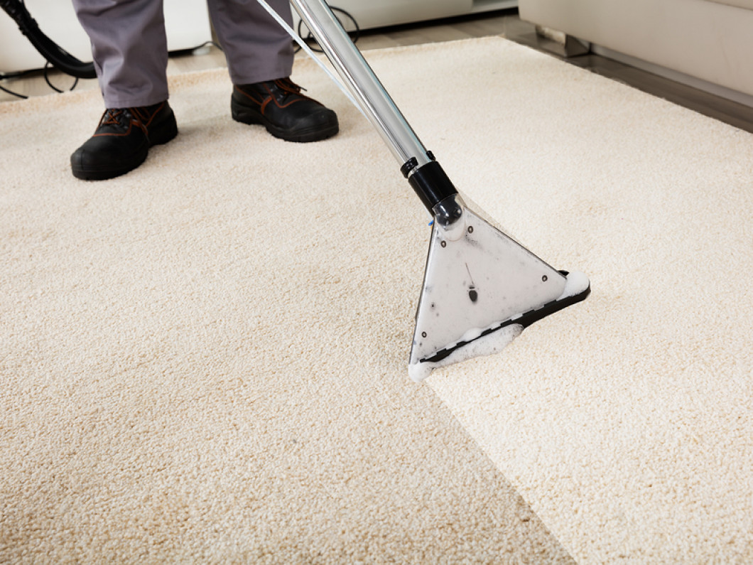 Let Us Scrub Your Office Carpet in Lafayette, Broussard or New Iberia, LA